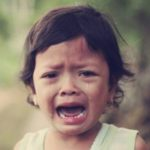 niño llora